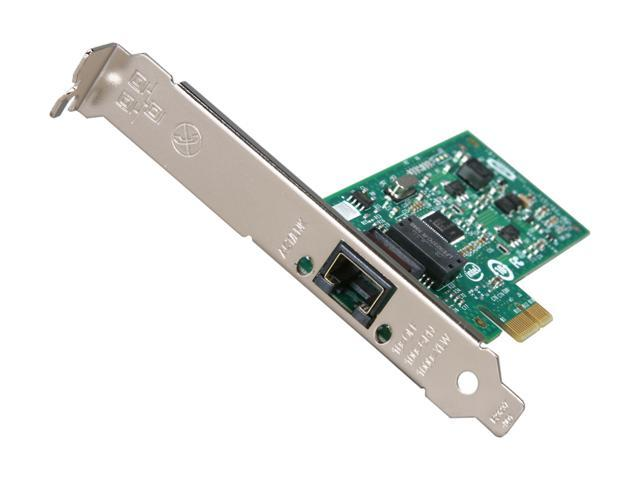 Intel EXPI9301CTBLK 10/100/1000Mbps PCI-Express Network Adapter