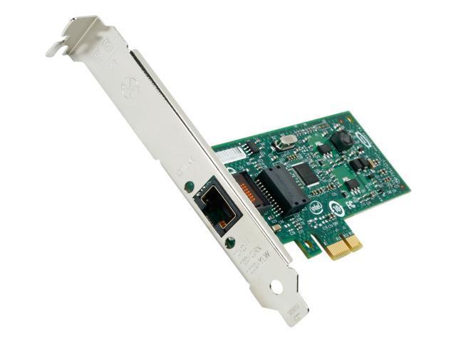 Intel EXPI9301CT 10/100/1000Mbps PCI-Express Desktop Adapter Gigabit CT