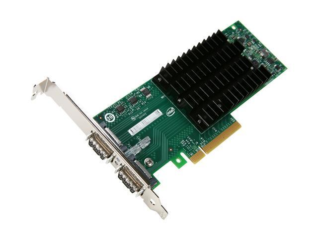 Intel EXPX9502CX4 PCI-Express Dual Port Server Adapter