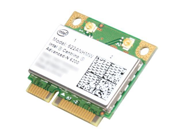 Intel 622AN.HMWWB Mini PCI Express Wireless Adapter 6200 Centrino Advanced-N