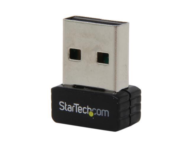 StarTech USB150WN1X1 USB 2.0 Mini Wireless N Network Adapter