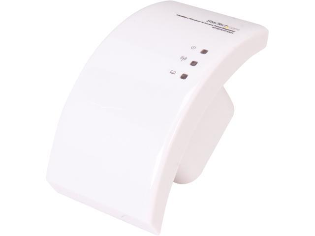 StarTech WFREPEAT300N Wi-Fi Wireless Range Extender - Access Point / Repeater / Signal Booster