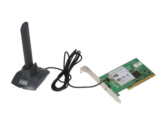 CISCO AIR-PI21AG-A-K9 PCI Wireless Adapter