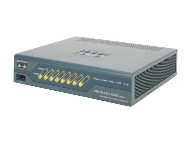 CISCO ASA5505-UL-BUN-K9 ASA 5505 Security Appliance