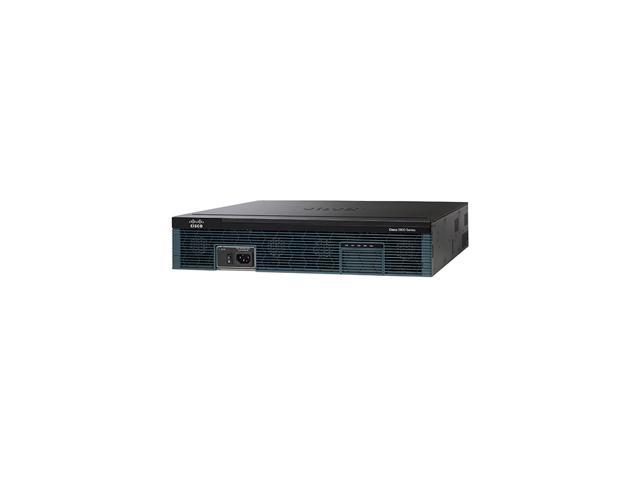 CISCO 2900 CISCO2951/K9 10/100/1000Mbps 2951 Integrated Services Router