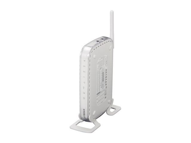 NETGEAR WGR614 802.11b/g Wireless-G Broadband Router up to 54Mbps/ 10/100 Mbps Ethernet Port x4