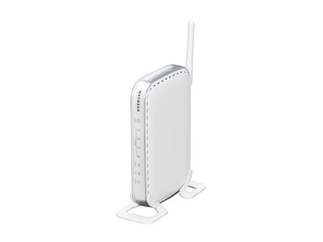 NETGEAR DG834G 802.11b/g Wireless-G Router up to 54Mbps with Built-In DSL Modem