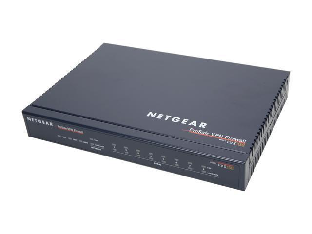 NETGEAR FVS338 Firewall