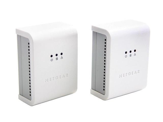 NETGEAR HDXB101 HD Powerline Kit Up to 200 Mbps