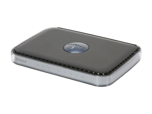 NETGEAR WNDR3300-100NAR N300 Wireless Dual Band Router