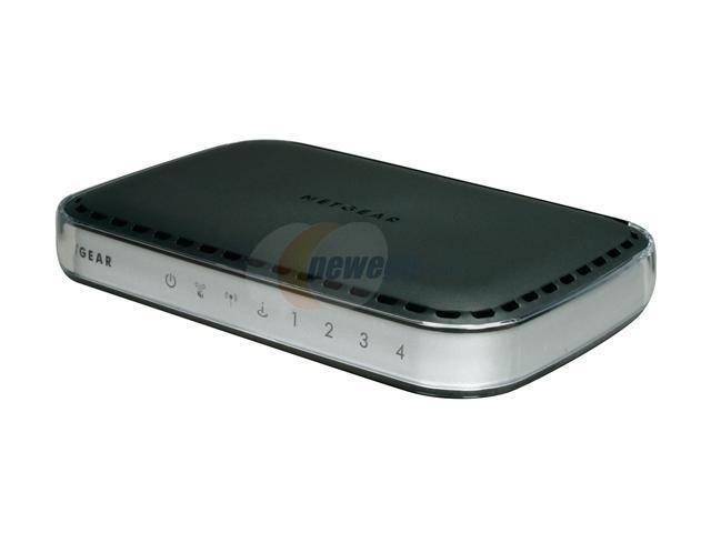 NETGEAR WNR1000-RM RangeMax Wireless Router