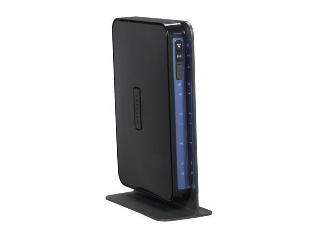 NETGEAR DGND3700-100NAS N600 Dual Band Wi-Fi DSL Modem Router ADSL2+ Gigabit Ethernet