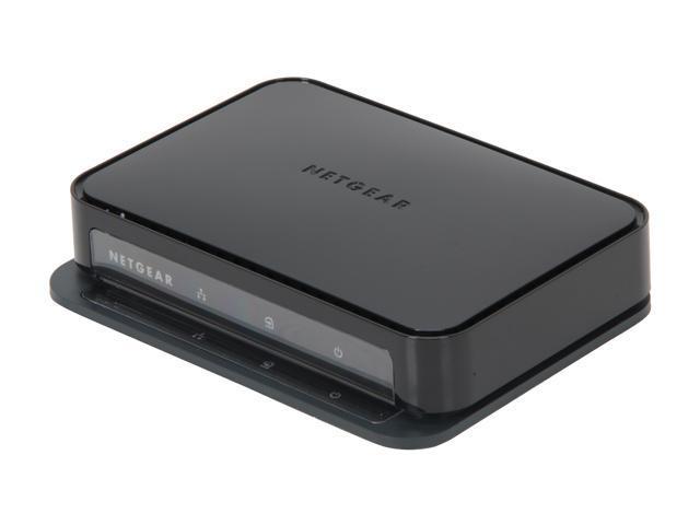NETGEAR XAV1004-100NAR Powerline AV Adapter and Ethernet Switch Up to 200Mbps