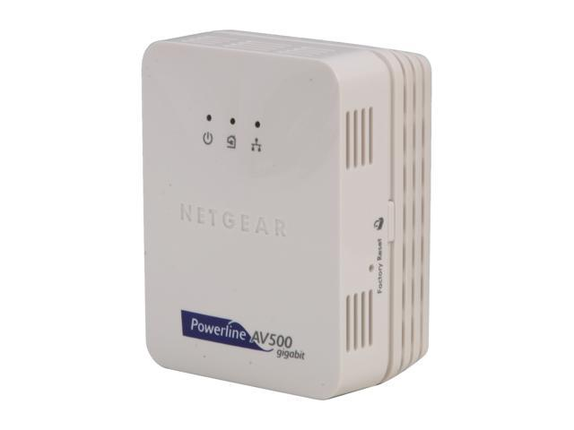 NETGEAR XAV5001-100NAR Powerline AV 500 Adapter