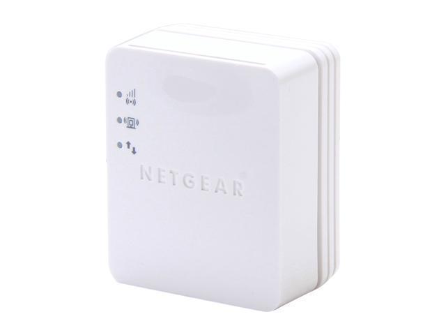 NETGEAR WN1000RP-100NAS N150 Wall-plug Wi-Fi Range Extender