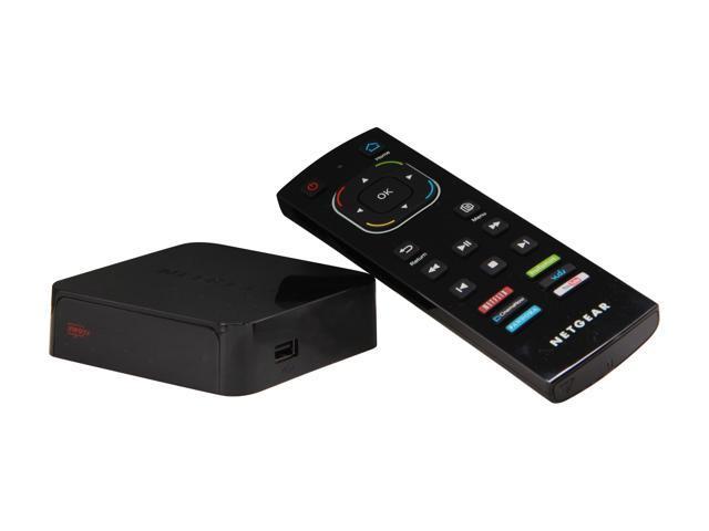 NETGEAR NTV300SL-100NAS NeoTV Max Streaming Player