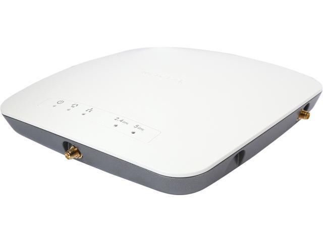 NETGEAR ProSAFE Business 3x3 Dual Band Wireless-AC Access Point (WAC730) - Lifetime Warranty