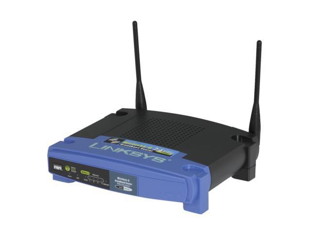 Linksys WRT54G Wireless-G Broadband Router IEEE 802.3/3u, IEEE 802.11b/g