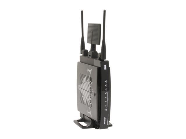 Linksys WRT330N Wireless-N Gigabit Gaming Router 802.11b, 802.11g, 802.3, 802.3u, draft 802.11n