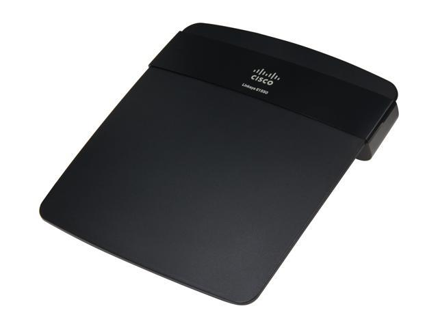 Linksys E1550 Wireless-N Router with SpeedBoost IEEE 802.11b/g/n