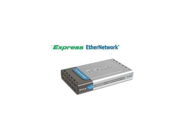 D-Link DI-LB604 10/100Mbps Load Balancing Router