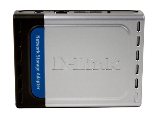 D-Link DNS-120 Express Network Storage Adapter