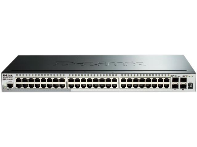D-Link DGS-1510-52 Managed Switch