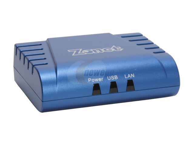Zonet ZPS1001 Print Server