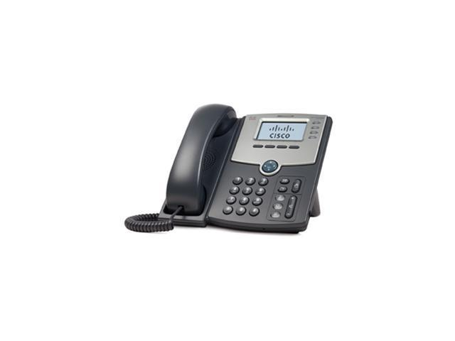 Cisco Small Business SPA508G 8 Line IP Phone With Display, PoE and PC Port