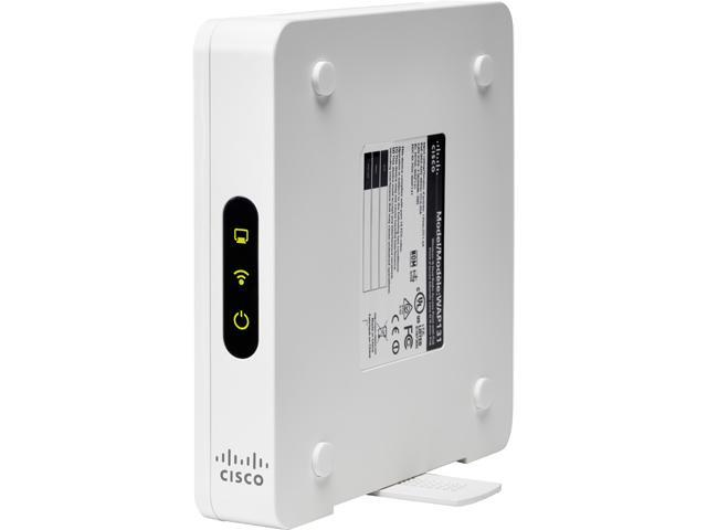 Cisco Small Business WAP131-A-K9-NA Wireless-N Dual Radio Access Point with PoE (U.S., Canada, Mexico)