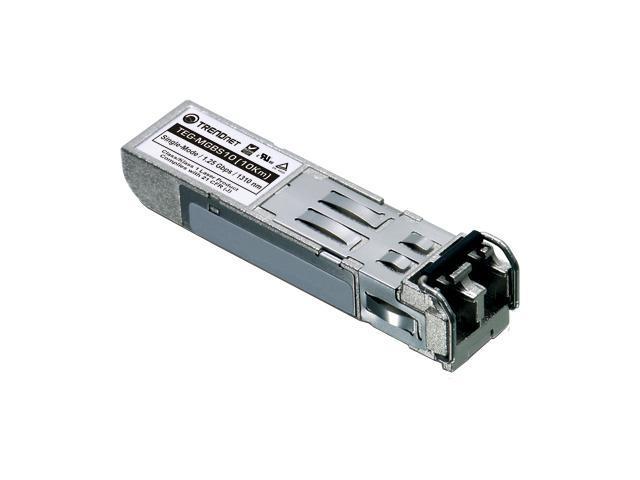 TRENDnet TEG-MGBS10 Single Mode Fiber Mini-GBIC Modules