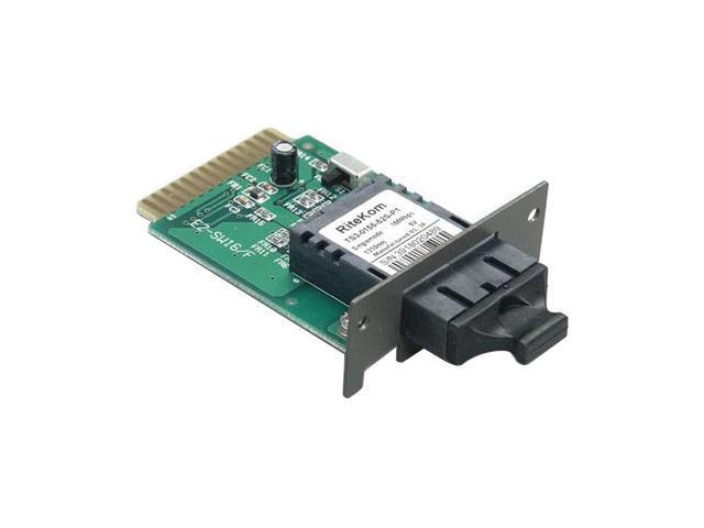 TRENDnet TE100-S15M SC-Type Single-Mode (15Km) Slide-in Fiber module for TE100-S32+/SxxV