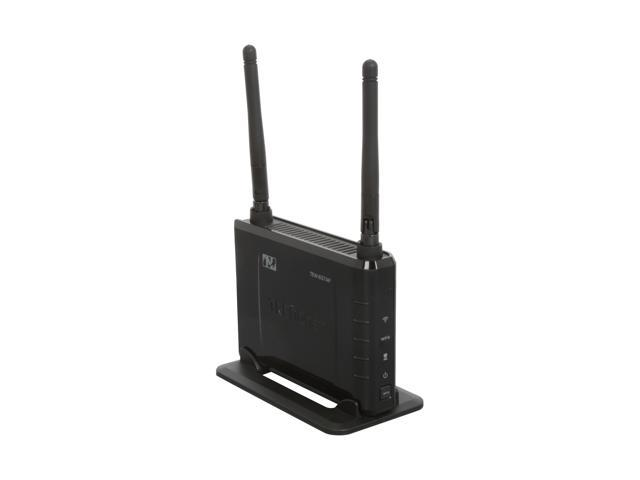 TRENDnet TEW-637AP N300 Wireless Easy-N-Upgrader