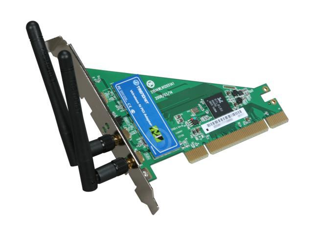 TRENDnet TEW-643PI 32bit PCI Wireless N Adapter