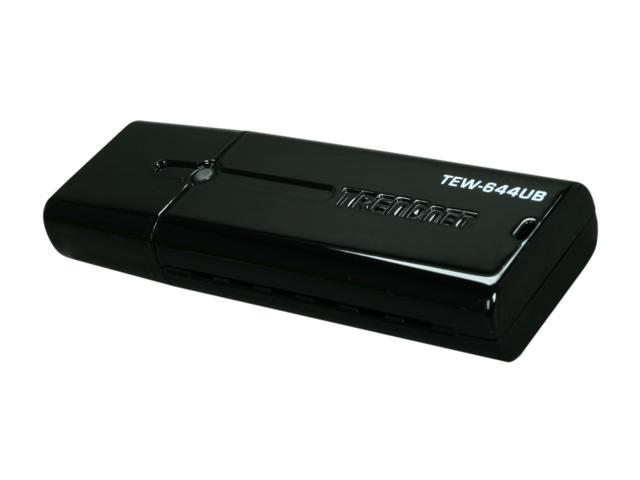 TRENDnet TEW-644UB USB 2.0 Wireless Adapter