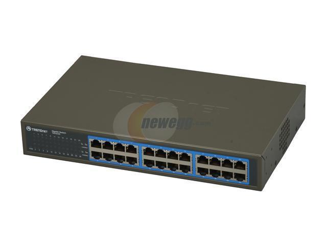 TRENDnet TEG-S24R Switch