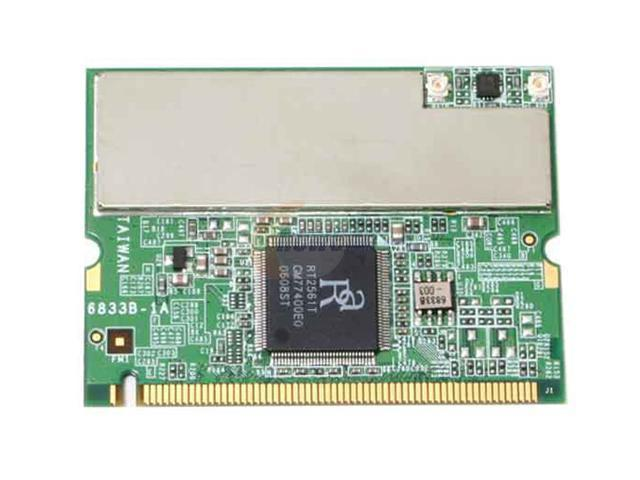 MSI MP54G5 (MS-6833B) 32-bit Type IIIB Mini-PCI Wireless-G Notebook Card