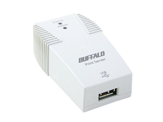 BUFFALO LPV2-USB-TX1 Network USB Print Server