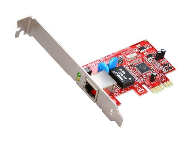 Rosewill RC-401-EX 10/100/1000Mbps PCI-Express Network Card Gigabit Low Profile