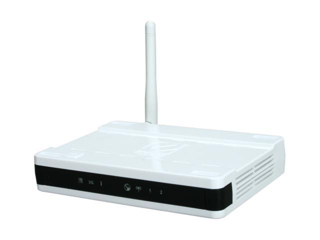 ENCORE ENHWI-3GN3 3G Mobile Broadband Wireless N150 Router plus Repeater