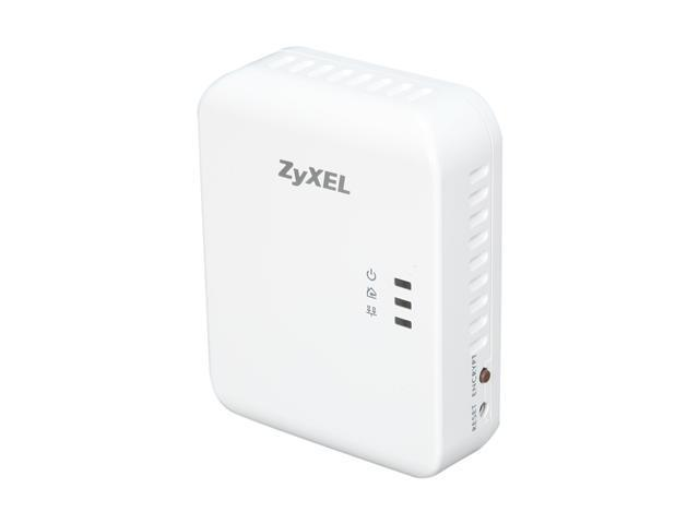 ZyXEL PLA401V4 HomePlug AV Powerline Wall-plug Adapter Up to 200Mbps