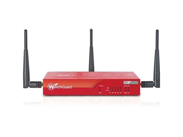 WatchGuard XTM 25-W and 3-yr LiveSecurity - WG025503