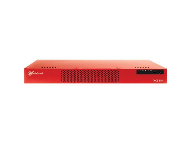WatchGuard XCS 170 Wired Firewall