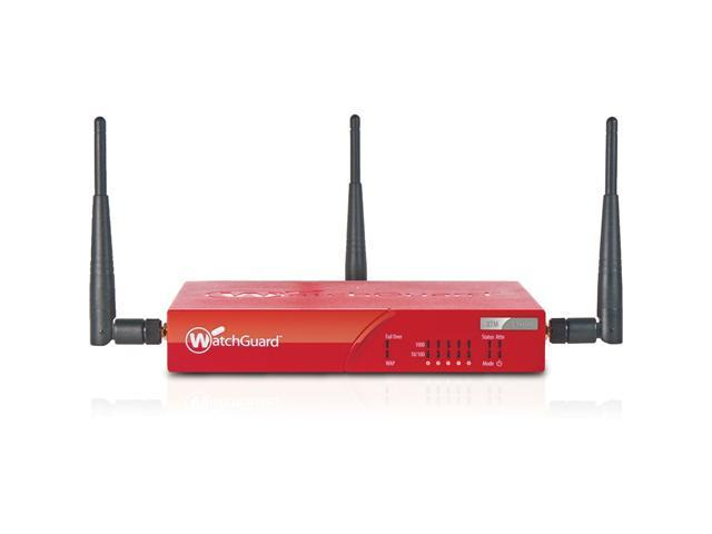 Trade Up Watchguard XTM 33 Wireless with 1Y Security Bundle - WG033561
