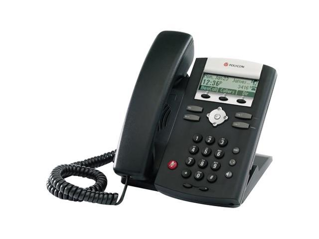 Polycom 2200-12365-025 SoundPoint IP 331 Phone