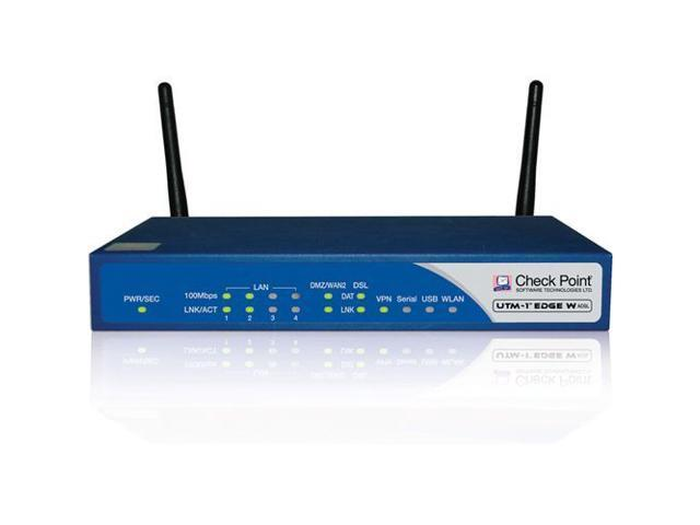 Check Point UTM-1 Edge NW Wireless VPN/Firewall