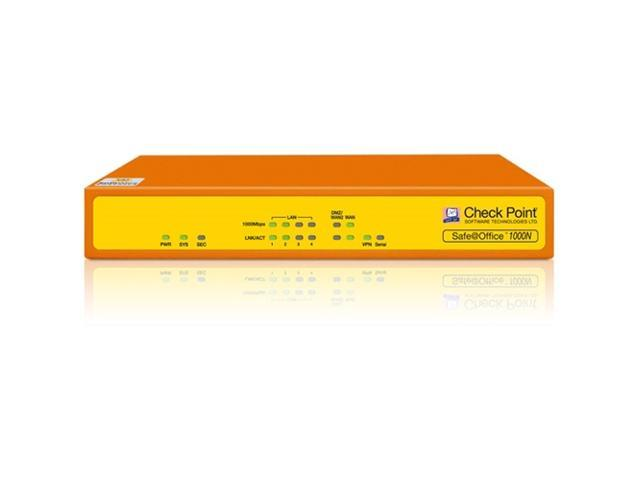 Check Point Safe@Office 1000N Firewall Appliance