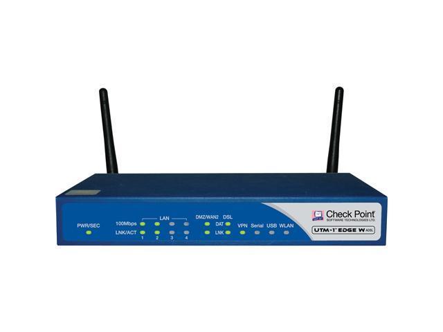 Check Point CPUTM-EDGE-NW32-FCCA VPN Wireless Firewall