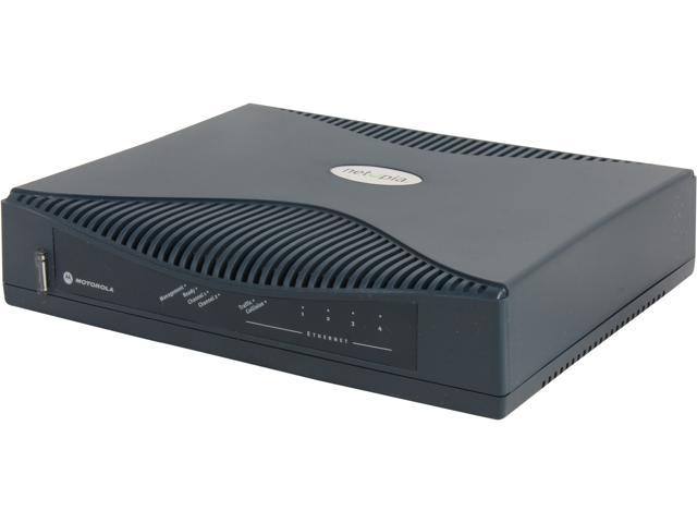 MOTOROLA Netopia R910 10/100Mbps Ethernet Router