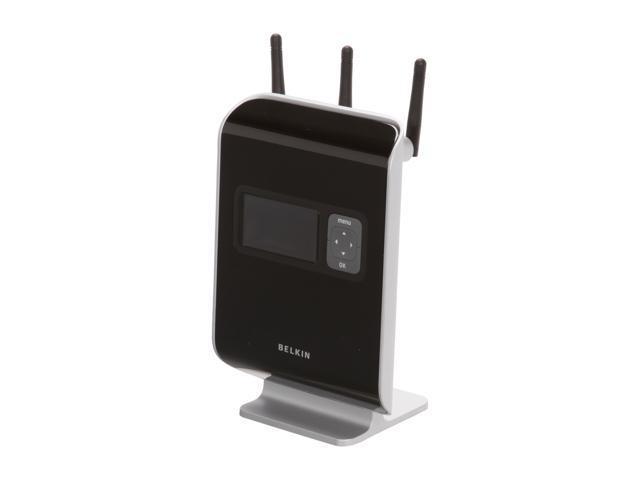 BELKIN F5D8232-4 Wireless Router